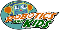 Robotics And Kids Logo